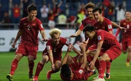 Thông số đập tan lời chê bai về lối chơi HLV Park Hang-seo áp dụng cho ĐT Việt Nam