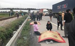 Tai nạn thảm khốc ở Hải Dương: Đoàn người đi viếng nghĩa trang liệt sĩ bị xe tải đâm, 8 người chết