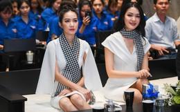 """Hoa hậu Thùy Dung: """"Đọc sách giúp tôi ứng xử văn minh trong cuộc sống"""""""