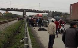 Video: Tai nạn kinh hoàng tại Hải Dương, nhiều người chết