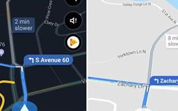 Tài xế Việt Nam chưa được dùng tính năng cảnh báo bắn tốc độ của Google Maps