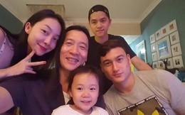 NSND Đặng Hùng cảm ơn cháu trai, Linh Nga khoe ảnh Đặng Văn Lâm lúc nhỏ