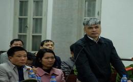 Dàn lãnh đạo Công ty Lọc hóa dầu Bình Sơn hầu tòa