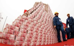 24h qua ảnh: Công ty Trung Quốc chất núi tiền thưởng Tết nhân viên