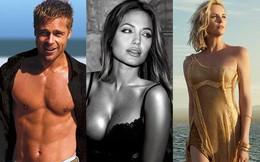 Dàn người tình toàn mỹ nhân xinh đẹp và nóng bỏng bậc nhất Hollywood của Brad Pitt