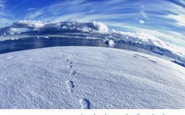 Nín thở với hành trình khám phá hồ băng Nam Cực bí ẩn