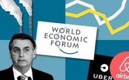 WEF Davos 2019 vắng bóng các ông Putin, Trump, Tập: Dẫu lượng có lớn, chất vẫn thiếu hụt