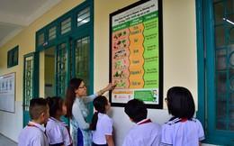 Điện Biên chuẩn hóa thực đơn bán trú tiểu học