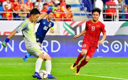 """Quang Hải thừa nhận """"rất tiếc"""" vì không thể hạ gục Nhật Bản"""