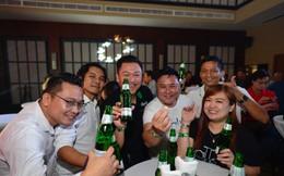 Vị bia tươi nâng tầm trải nghiệm ẩm thực
