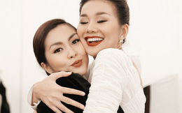 Thanh Hằng khoe quà năm mới được Tăng Thanh Hà tặng, tiết lộ luôn cách xưng hô đặc biệt của 2 mỹ nhân