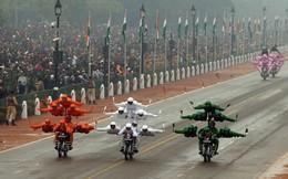 Những cuộc diễu binh bất thường nhất trên thế giới