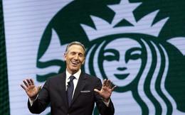 Cựu CEO huyền thoại của Starbucks Howard Schultz sẽ tranh cử tổng thống Mỹ vào năm 2020?