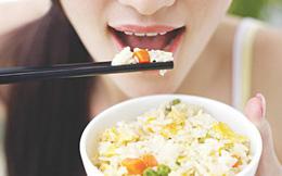 Duy trì cân nặng phù hợp với người trưởng thành