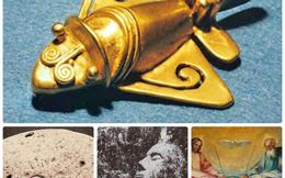 """9 cổ vật kỳ lạ: Bằng chứng """"tố cáo"""" người ngoài hành tinh đã đến Trái Đất?"""