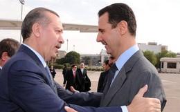 """Tình bạn của Tổng thống Assad và Erdogan: """"Gương vỡ lại lành""""?"""