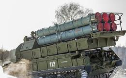 Lực lượng Phòng không Nga lần đầu tiên sử dụng tên lửa SAM mới Buk-M3