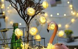 Những mẫu đèn Led được săn lùng nhiều nhất trang trí nhà lung linh ngày Tết