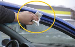 Mẹo đơn giản để làm sạch xe ô tô mà chỉ những người lái kinh nghiệm mới biết