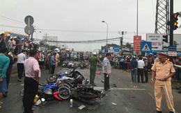 Đại tá CSGT: Tài xế container gây tai nạn ở Long An có thể xem như hành vi giết người hàng loạt
