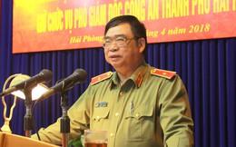 Thiếu tướng Đỗ Hữu Ca thôi giữ chức Giám đốc Công an TP Hải Phòng