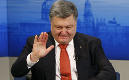 Tổng thống Ukraine Poroshenko tuyên bố tranh cử nhiệm kỳ 2