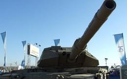 """Xe tăng Sabra - """"Sát thủ"""" đáng sợ của Israel trong chiến tranh hiện đại"""