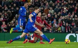 """Hụt bước trên sân nhà, Liverpool bỏ lỡ cơ hội """"cắt đuôi"""" Man City"""