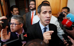 'Tổng thống tự xưng' Guaido tiết lộ: Đã họp bí mật với quân đội Venezuela