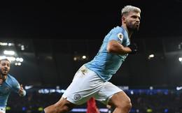 """Đánh bại Liverpool bằng 2 cú đòn sắc lẹm, Man City """"giải cứu"""" cuộc đua Premier League"""