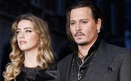 """Amber Heard tố Johnny Depp hành hung cô """"như một con quái vật"""" nhưng nam tài tử đáp lại bằng một điều bất ngờ"""