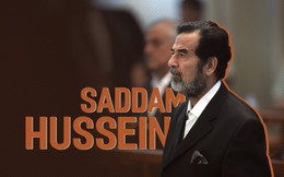 Những bí mật lần đầu được tiết lộ về bản án tử hình Tổng thống Iraq Saddam Hussein