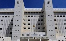 Đại sứ quán Anh tại Syria đang được xây dựng một cách bí ẩn