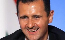 """Thế giới dần """"ngả mũ"""" trước Tổng thống Syria Bashar Al Assad"""