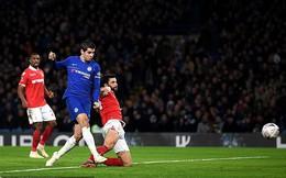 """Sau màn """"tra tấn"""" CĐV, Chelsea bỗng """"lột xác"""" để đè bẹp đối thủ ở FA Cup"""