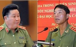 Truy tố 2 cựu Thứ trưởng Bộ Công an Bùi Văn Thành và Trần Việt Tân