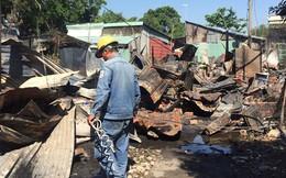 7 nhà trọ cùng 1 nhà dân cháy rụi sau vụ hỏa hoạn ở Sài Gòn