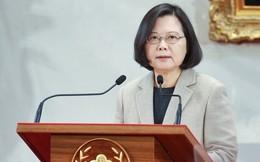 """Bà Thái Anh Văn tiếp tục """"trêu ngươi"""" Trung Quốc bằng tuyên bố ủng hộ hải quân Anh"""