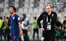 """Nguyên nhân sâu xa khiến Thái Lan thua ê chề, có thể sớm bị """"đá bay"""" khỏi Asian Cup"""