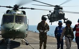 Anh tính xây căn cứ ở biển Đông, tướng TQ mỉa mai: Tiếng thét cuối cùng trước sự sụp đổ