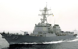 Khu trục hạm Mỹ tiến sát Hoàng Sa, TQ lớn tiếng: Ngay lập tức cử máy bay quân sự ra đuổi