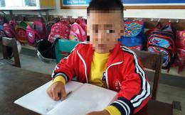 Vụ cô giáo tát học sinh lớp 1 nghi dẫn đến chấn động não: Cô giáo chỉ bị phê bình