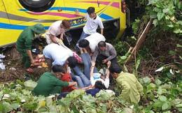 Vụ xe khách lao xuống đèo Hải Vân: 21 sinh viên gặp nạn thuộc khoa Quản trị Du lịch