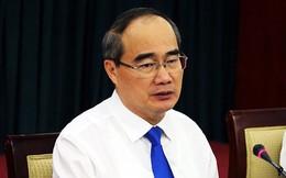 """Nhân sự mới Thành ủy TP.HCM: """"Một tháng nữa sẽ có người thay"""""""