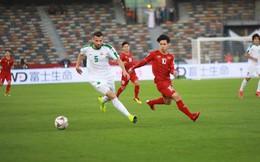 """Hậu vệ Iraq gây ngỡ ngàng với cú phản lưới nhà sau pha bóng """"sắc như dao"""" của Quang Hải"""