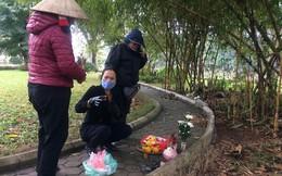 Hé lộ danh tính người phụ nữ nghi bị sát hại tại vườn hoa ở Hà Đông