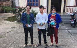 Ba thanh niên ở Cà Mau nhận được gần 500 triệu đồng tiền bồi thường do bị giam oan