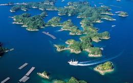 Quần đảo tựa như Hạ Long thu nhỏ tại Nhật Bản và 'bản giao hưởng' của loài sứa