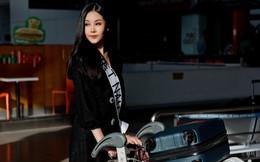Lê Âu Ngân Anh lên đường sang Philippines dự thi Miss Intercontinental dù không được cấp phép