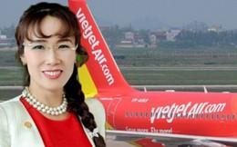 Bà chủ Vietjet Air lọt top 1.000 người giàu nhất thế giới